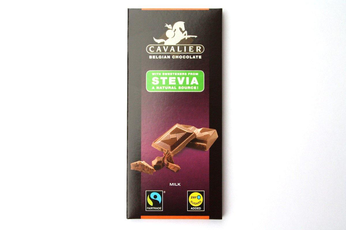 tablette de chocolat au lait 85 g cavalier. Black Bedroom Furniture Sets. Home Design Ideas