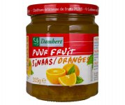 Confiture à l'orange pur fruit 315 g Damhert