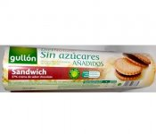 Biscuits Sandwich Choco Gullon 250g