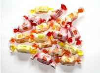 Bonbons tendres aux fruits  De Bron 100g