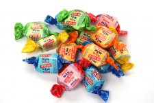 Bonbons tendres aux fruits - Virginias.100 g