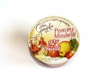 Compote Pommes mirabelles 100 g