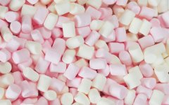 1 KG - Marshmallows sans sucre pour diabetique