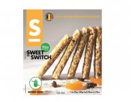 6 Barres de céréales fruits et fibres 150 g Sweet  Switch