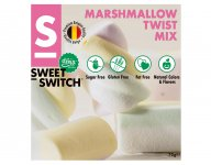 Marshmallow Twist Mix sans sucre 70 g Sw