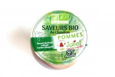 Compote Bio Pommes natures  100 g