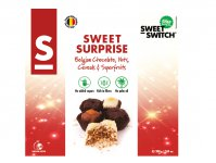 Coffret Sweet Surprise 200 g Sweet Switch